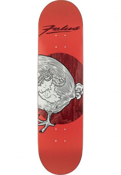 Falus Skateboard Decks Culo orange vorderansicht 0265534