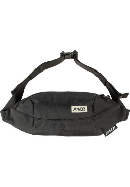 AEVOR Taschen Shoulder Bag proof-black vorderansicht 0169145