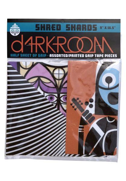 Darkroom Griptape Shred Shards Grip Pack multicolored vorderansicht 0142450