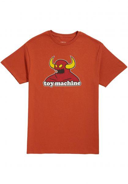 Toy-Machine T-Shirts Monster austin vorderansicht 0360310