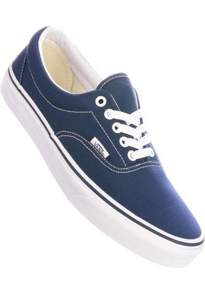 Vans Alle Schuhe Era navy vorderansicht 0601243