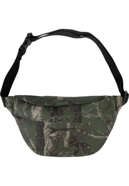 Carhartt WIP Hip-Bags Payton Hip Bag camotree-green-black vorderansicht 0169077