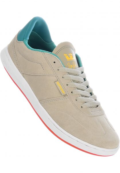 Elevate Supra All Shoes in stone-white