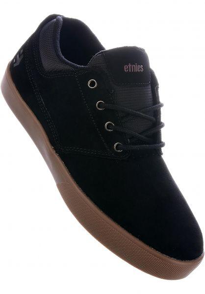 etnies Alle Schuhe Jameson MT black-gum vorderansicht 0604500