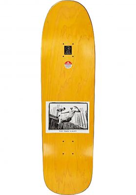 Polar Skate Co Klez Menice To Society 1991 Shaped