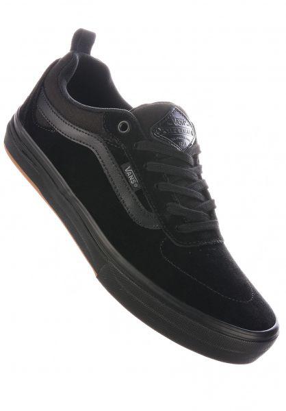 Vans Alle Schuhe Kyle Walker Pro blackout vorderansicht 0603976
