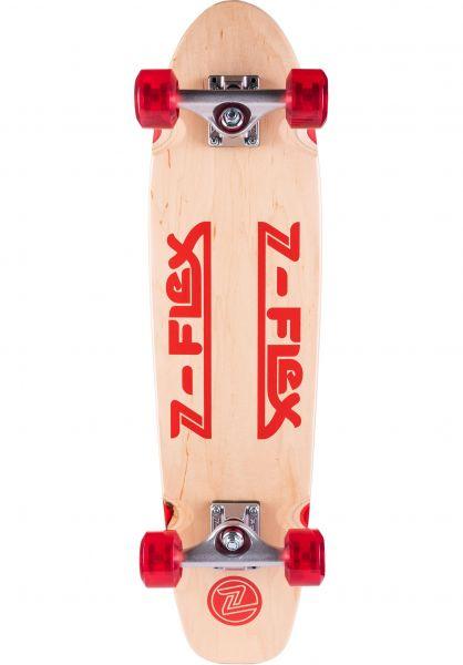 "Z-Flex Cruiser komplett 29"" retroclassic vorderansicht 0252447"