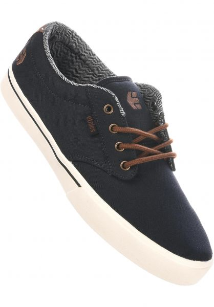 JAMESON ECO - Skateschuh - navy/tan/white