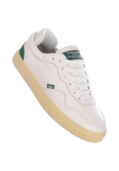 Djinns Alle Schuhe Awaike T-Sport white-cream-green vorderansicht 0612463