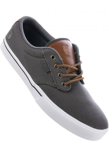 etnies Alle Schuhe Jameson 2 Eco grey-brown Vorderansicht