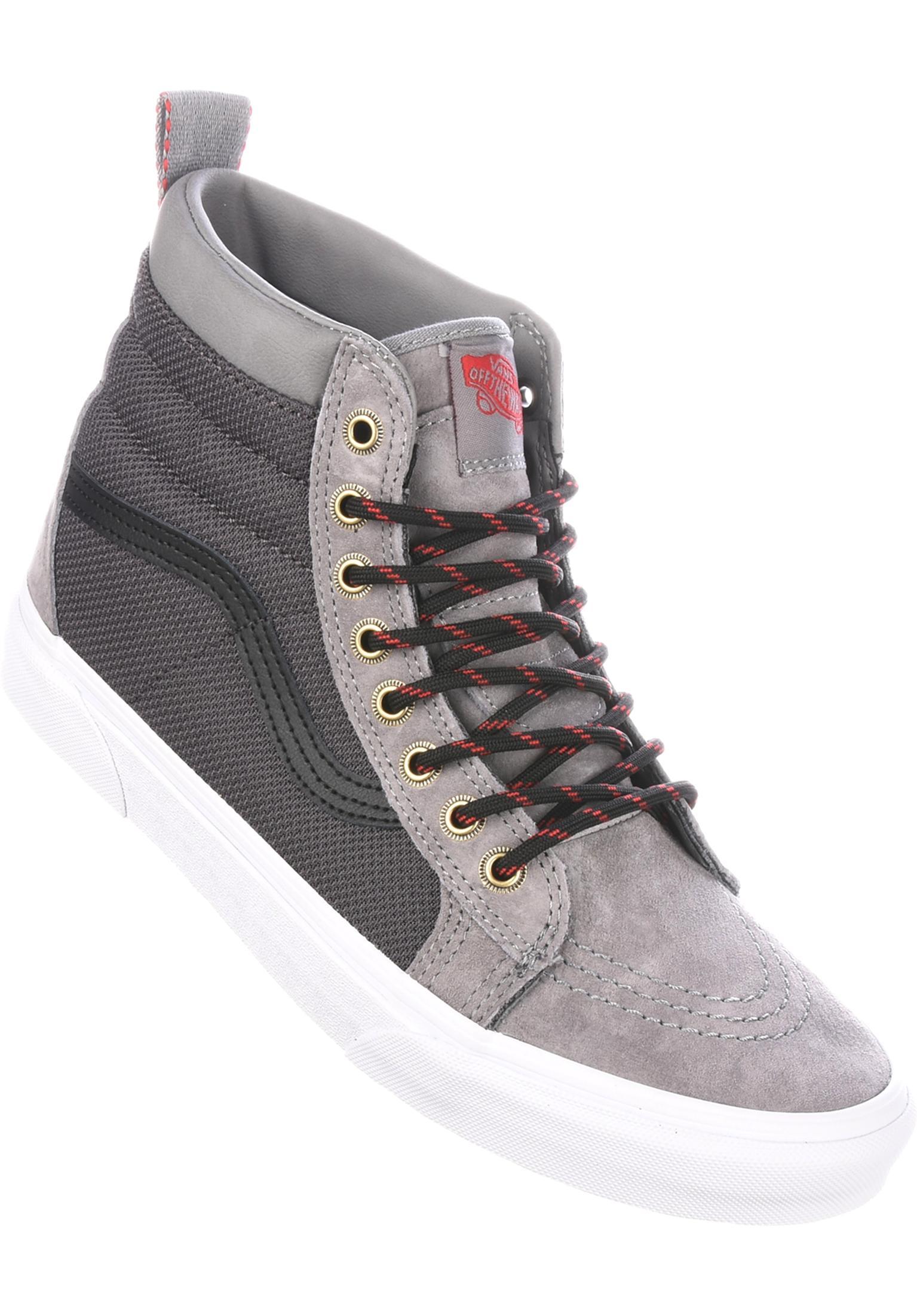 3bf6e11c45 Sk8 Hi MTE Vans All Shoes in frostgray-ballistic for Men