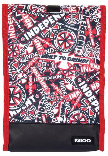 Igloo Verschiedenes Lunch Bag - Independent zine vorderansicht 0972252