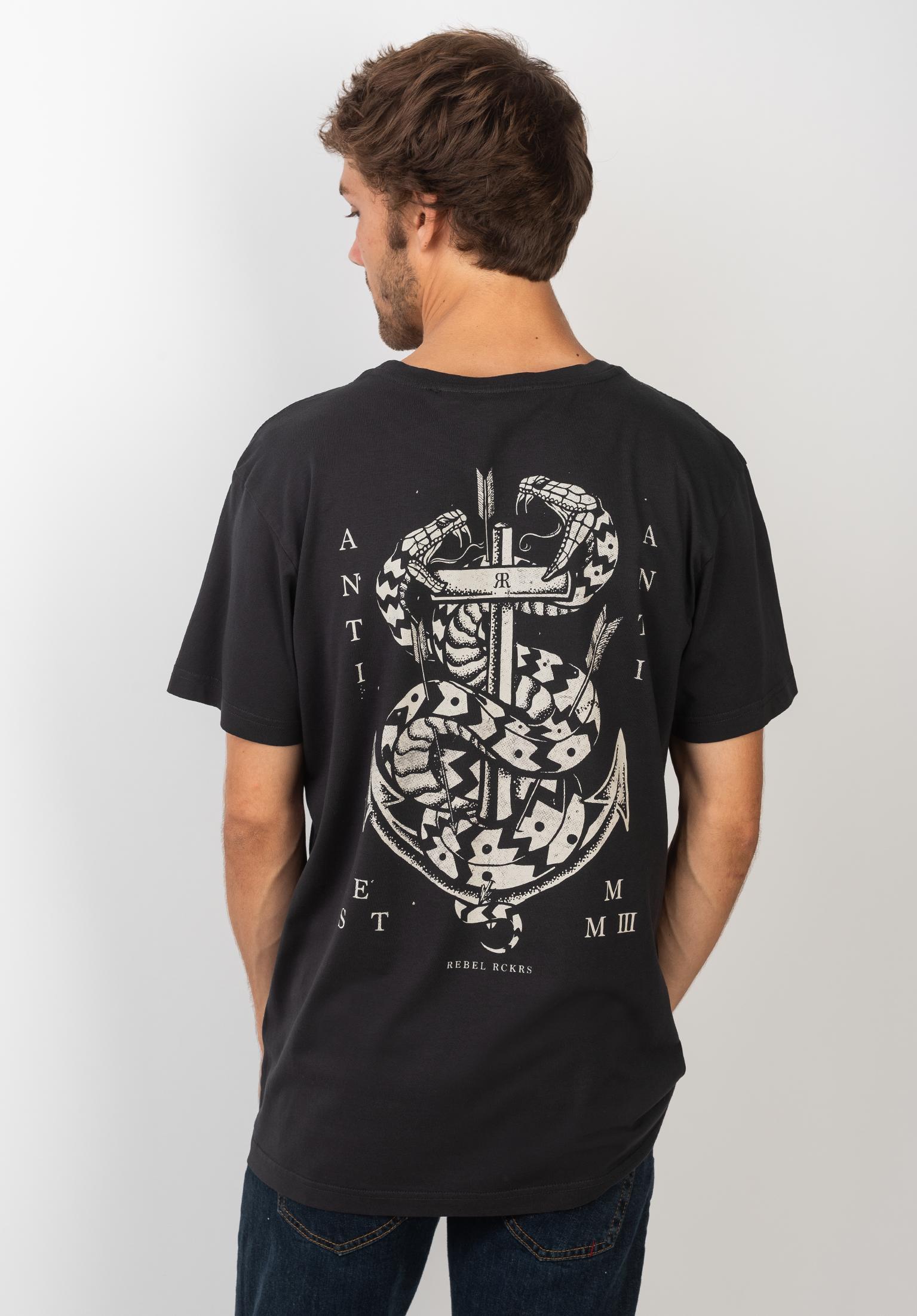 a5239d0889943 Herren T-Shirts Streetwear & Skate T-Shirts | titus.de | Titus