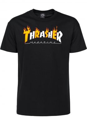 Thrasher Flame Mag