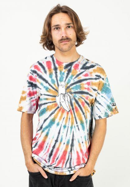 Volcom T-Shirts Nangnar multi vorderansicht 0323531