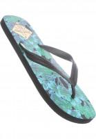TITUS-Sandalen-Honolulu-turquoise-Vorderansicht