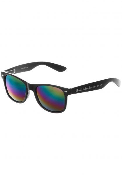 TITUS Sonnenbrillen Slick black-black-multi Vorderansicht