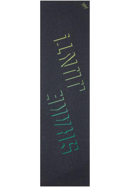Shake-Junt Griptape Kader Sylla green-yellow vorderansicht 0142306