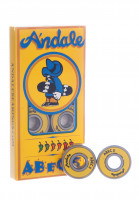 Andale-Kugellager-ABEC-5-no-color-Vorderansicht