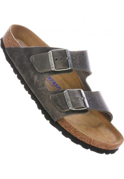 Arizona Soft Footbed Nubuck Oiled