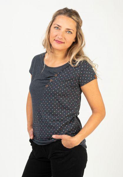 alife and kickin T-Shirts Zoe marine 320 vorderansicht 0391916