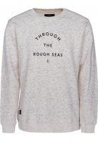 Makia-Sweatshirts-und-Pullover-Rough-Seas-ecru-Vorderansicht