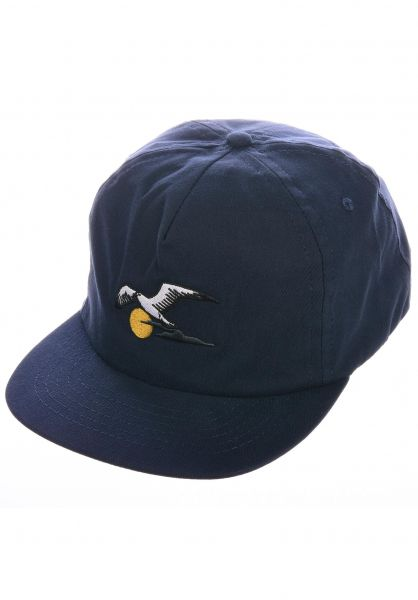 Dark Seas Caps Gull navy vorderansicht 0566345