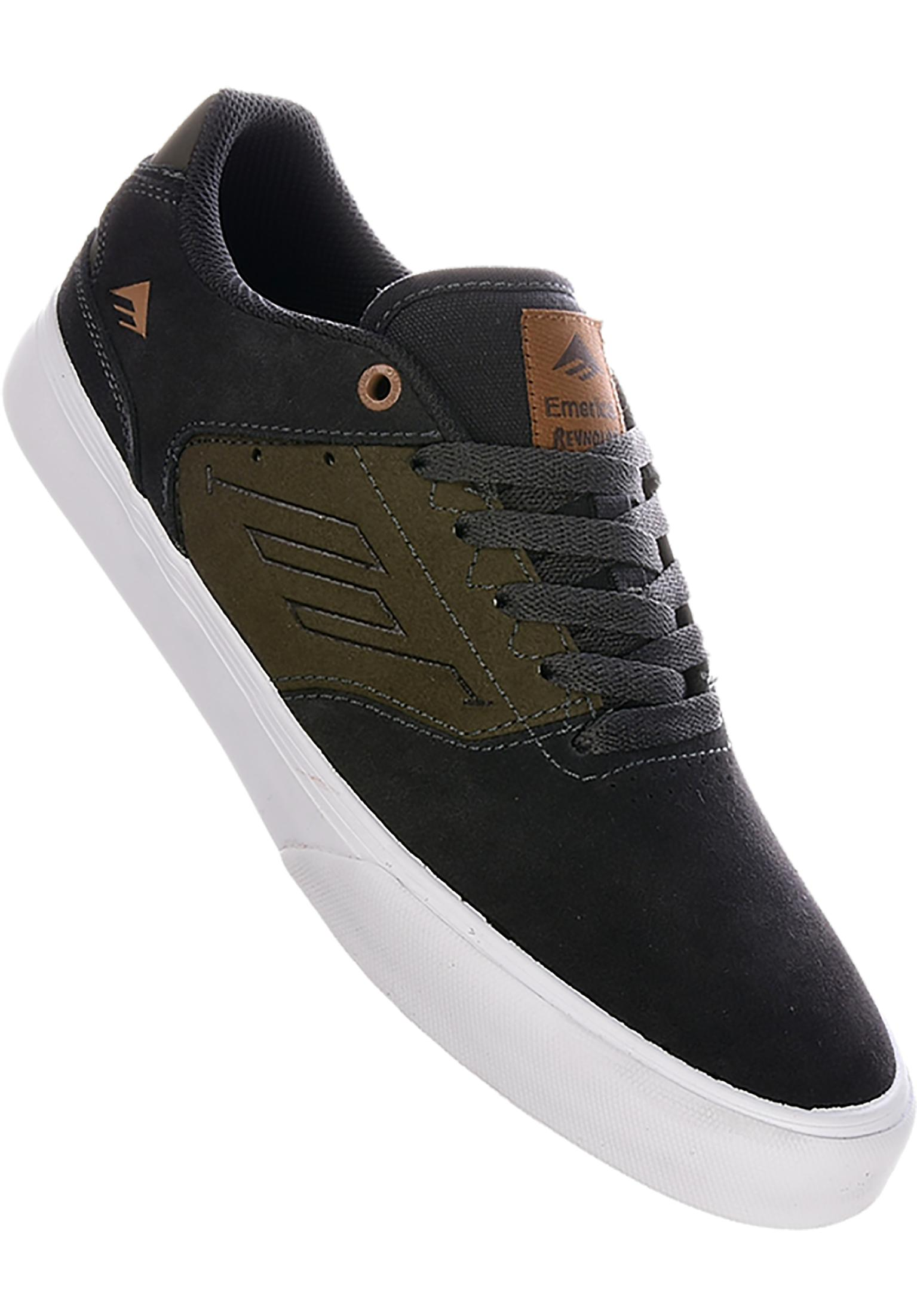 Reynolds Low Vulc Emerica All Shoes in