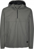 Reell Windbreaker Hooded Windbreaker grey Vorderansicht