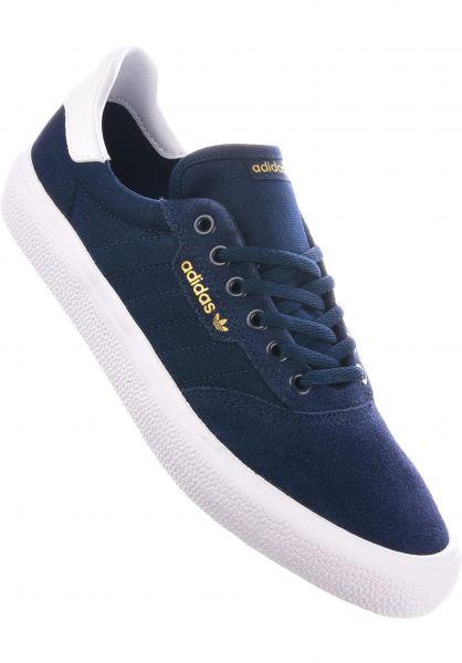 new product 0628d 7cf91 adidas-skateboarding Alle Schuhe 3MC collegiatenavy-white-navy  vorderansicht 0604427