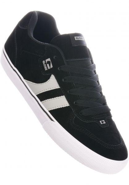Globe Alle Schuhe Encore 2 black-lightgrey vorderansicht 0601275
