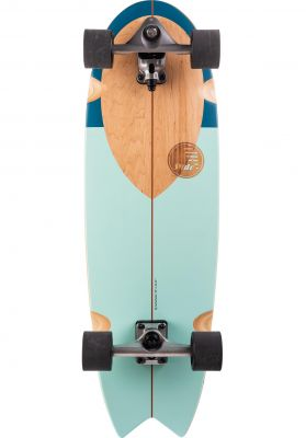 Slide Surf Skateboards Swallow Surfskate