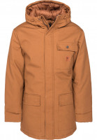 DC Shoes Parkas und Mäntel Canongate wheat-brown Vorderansicht