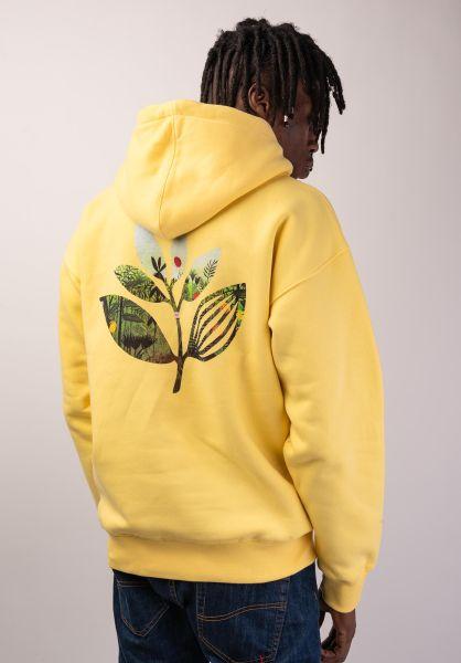 Magenta Hoodies Jungle 2 paleyellow vorderansicht 0445389