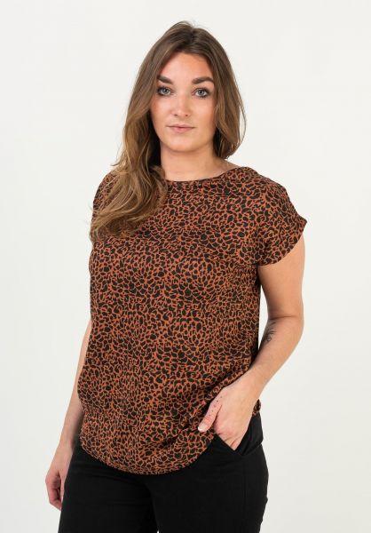Wemoto T-Shirts Holly sierra-black vorderansicht 0321387