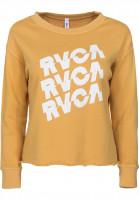 RVCA-Sweatshirts-und-Pullover-Slice-RVCA-harvestgold-Vorderansicht