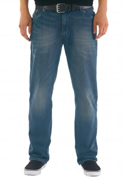 Reell Jeans Lowrider denim-used Vorderansicht