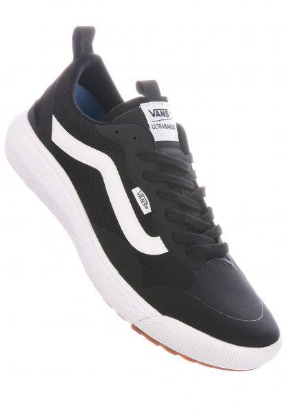 Vans Alle Schuhe Ultra Range Exo black vorderansicht 0604971