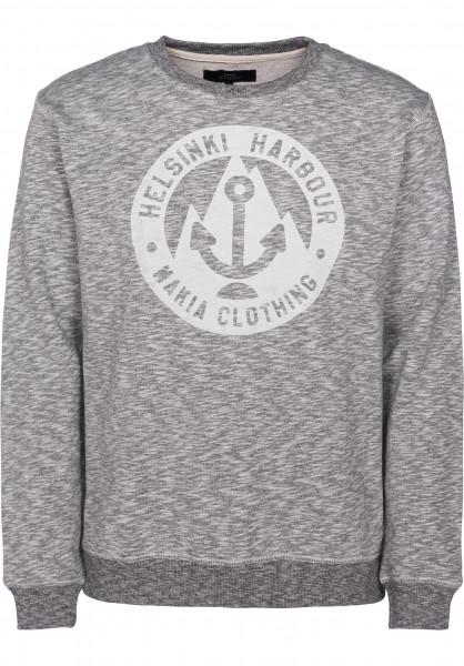 Makia Sweatshirts und Pullover Harbour grey Vorderansicht