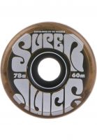 OJ Wheels Rollen Super Juice 78A gold Vorderansicht