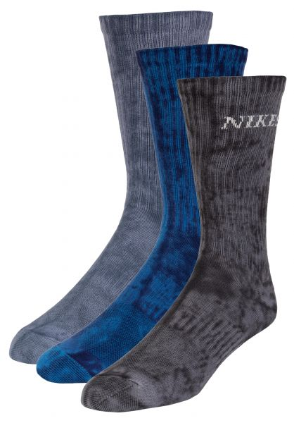 Nike SB Socken Everyday Plus Lightweight 3 Pack multicolor vorderansicht 0632329