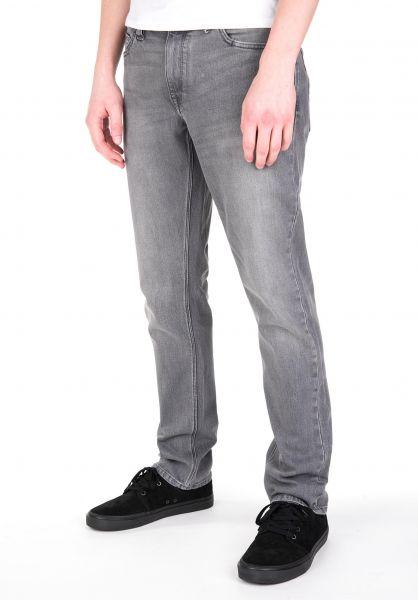 Volcom Jeans Vorta Denim greyvintage vorderansicht 0269020