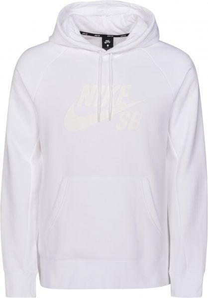 fb6fbffb7c Nike SB Hoodies SB Icon white-white Vorderansicht
