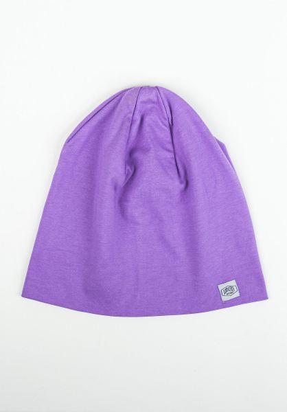 TITUS Mützen Thin 2 violet vorderansicht 0571255