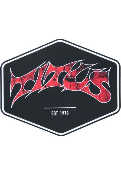 TITUS Verschiedenes Schranz-Logo red-black Vorderansicht 0170230