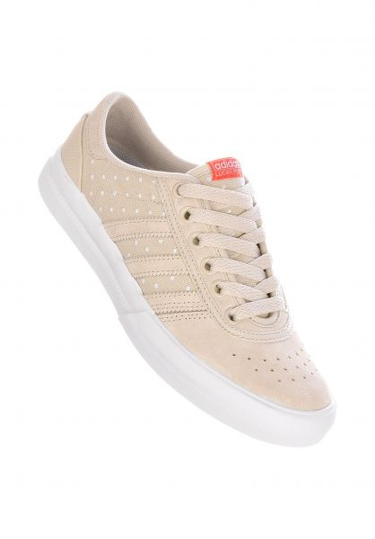 adidas Alle Schuhe Lucas Premiere clearbrown-white-activered vorderansicht 0612480