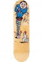 Polar Skate Co Skateboard Decks Paul Grund Present yellow Vorderansicht