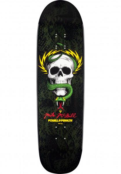 Powell-Peralta Skateboard Decks OG McGill Skull & Snake natural Vorderansicht