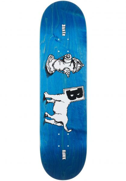 Baker Skateboard Decks Hawk Toon Goons assorted vorderansicht 0267594