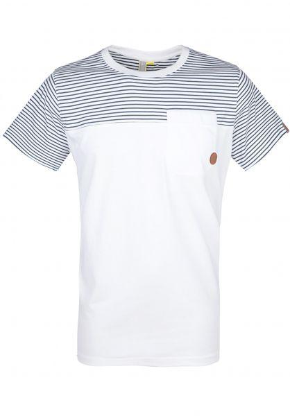 alife and kickin T-Shirts Leo S cloudystripes vorderansicht 0399932